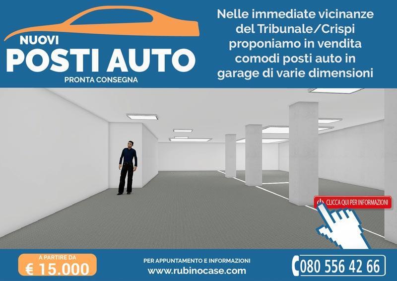 Case con posti auto | Rubinocase.com